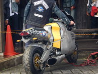 ジェットエンジン搭載の世界最速クラスのバイク! 2017/11/02 12:31:00