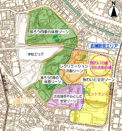 公園とか緑とか:浜松城公園 ...