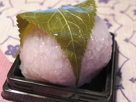 桜餅の季節