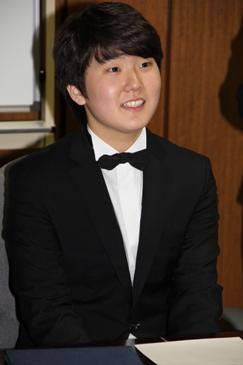 家康くん日記:【CP日記】チョ・ソンジンさんにやらまいか大使を委嘱