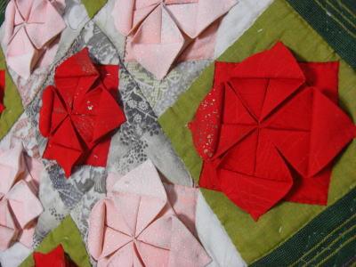 ハート 折り紙 折り紙キルト 作り方 : hanamayu111.hamazo.tv