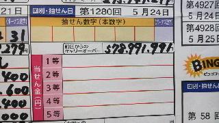 宝くじ ロト 6