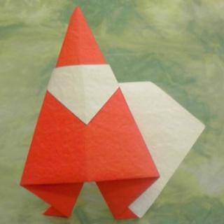 クリスマス 折り紙 サンタクロース 折り紙 : kamihoajioka.hamazo.tv