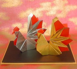 ハート 折り紙 : 折り紙用紙 : kamihoajioka.hamazo.tv