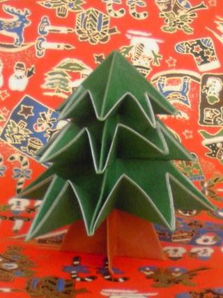 簡単 折り紙:折り紙 クリスマスツリー 折り方-kamihoajioka.hamazo.tv