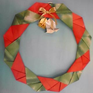 クリスマス 折り紙 折り紙 ベル : kamihoajioka.hamazo.tv