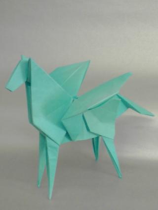 折り 折り紙 : 折り紙 ペガサス 折り方 : kamihoajioka.hamazo.tv