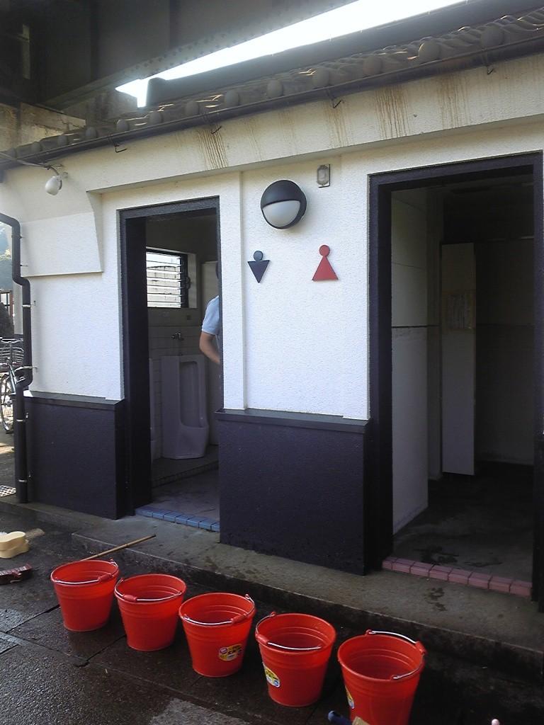 戸綿駅公衆トイレ