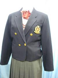 川根高等学校制服画像