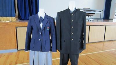 浜松城北工業高等学校制服画像