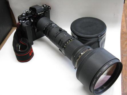 委託品:Aisニッコール400mmF3.5 寫眞機商コウジヤ*:委託品: