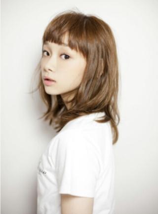 2013年 女髪ランキング