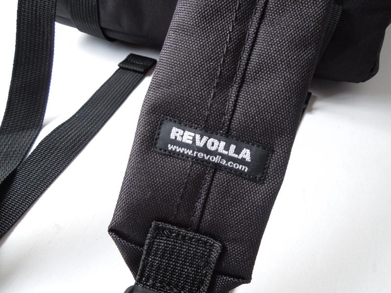 REVOLLA スクウェア フラップリュック