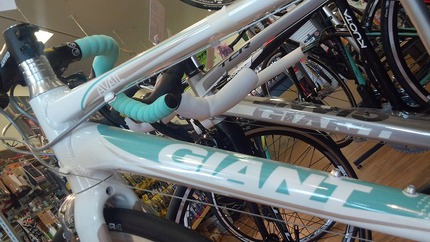 giant avail3 時間 を 忘れ 自転車 ...