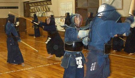 ヤマハ剣道部 稽古日記~♪